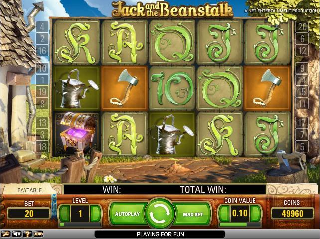 Casino 777 Netent