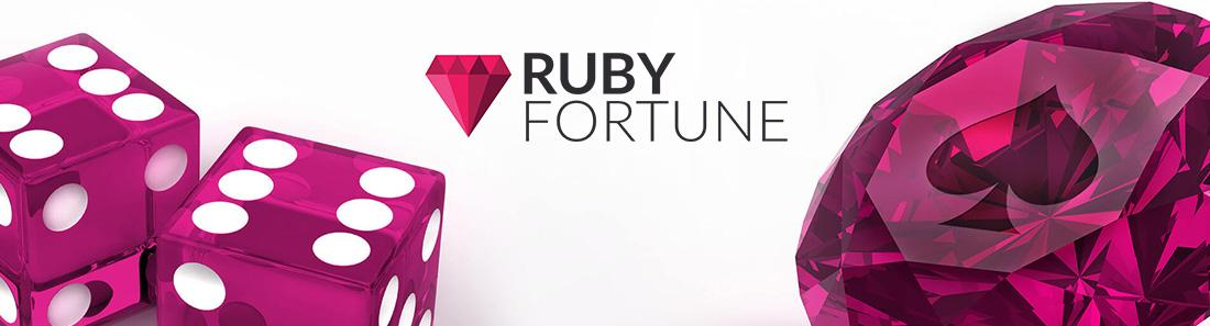 ruby fortune banner