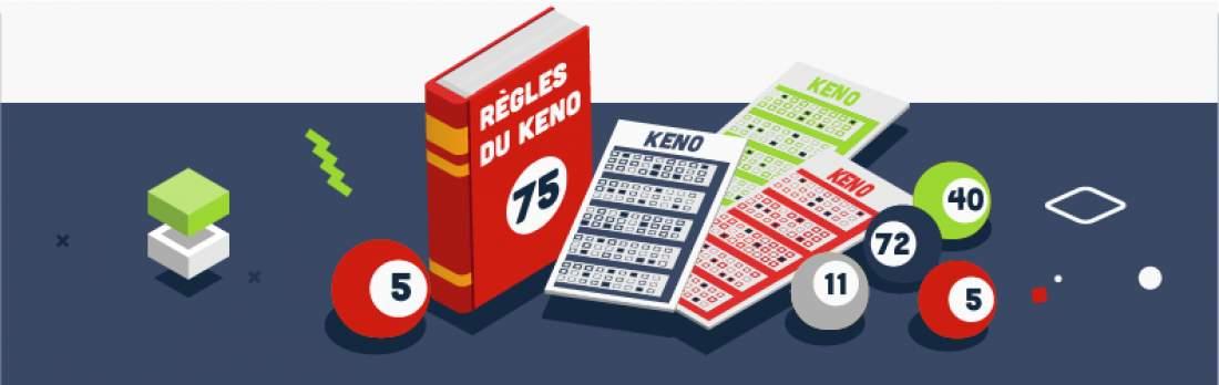 Regles Keno