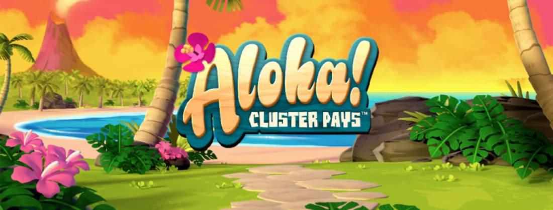 aloha cluster pays netent machine à sous