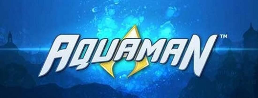 Aquaman Playtech machine à sous