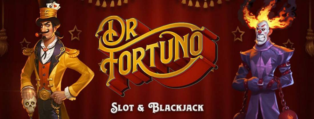 dr fortuno slot & blackjack yggdrasil