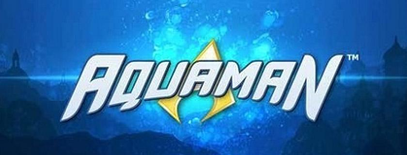 Aquaman Playtech machine à sous