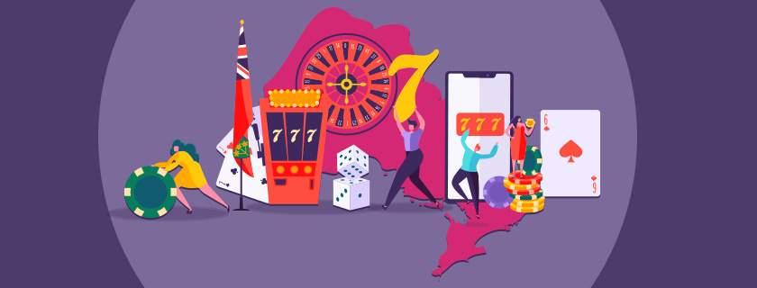 législation casino en ligne Ontario
