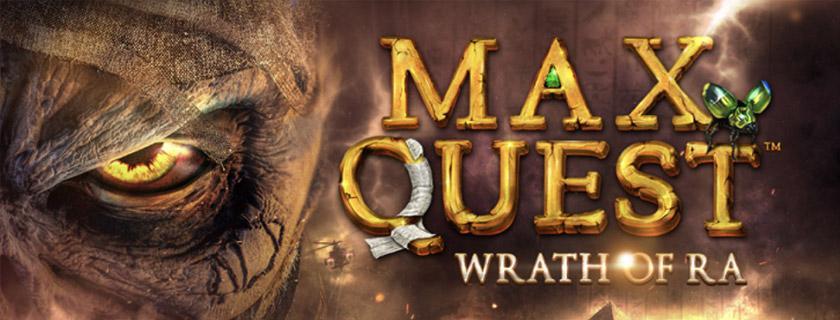 Max Quest : Wrath of Ra™ de Betsoft