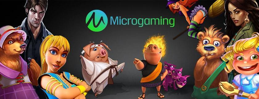 microgaming histoire