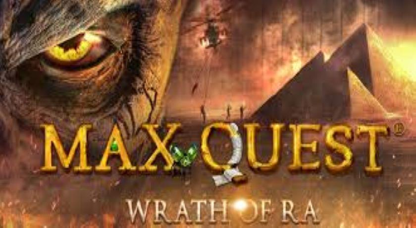 Max Quest : Wrath of Ra™ de Betsoft